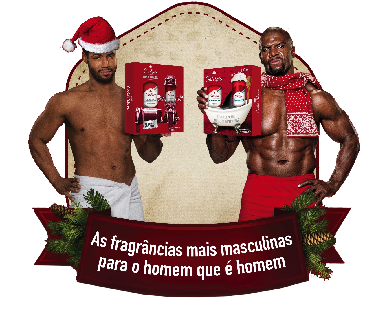 Old Spice Christmas