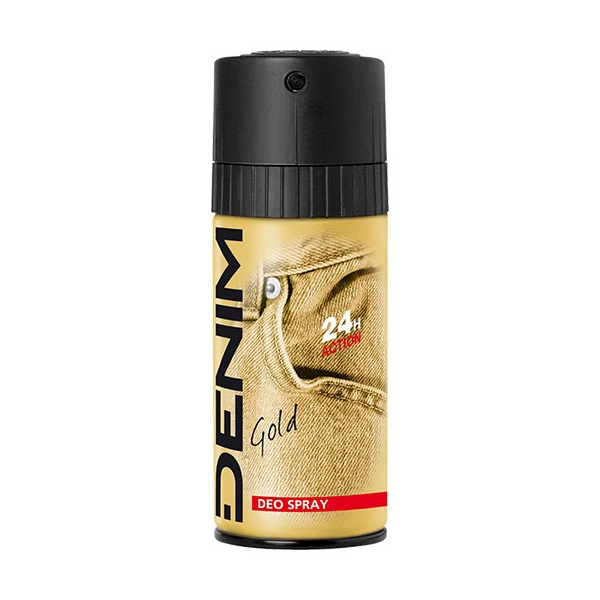 Deo Spray - Gold