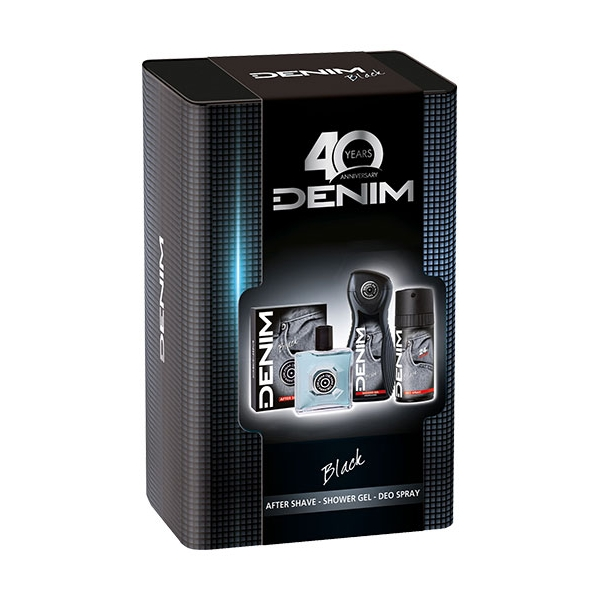 Gift Pack - Black 40 anos