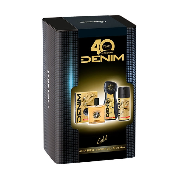 Gift Pack - Gold 40 anos